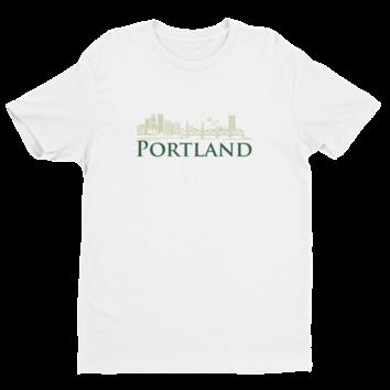 Portland T Shirt White