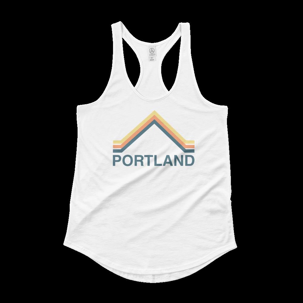 Women's Portland Shirttail Tank