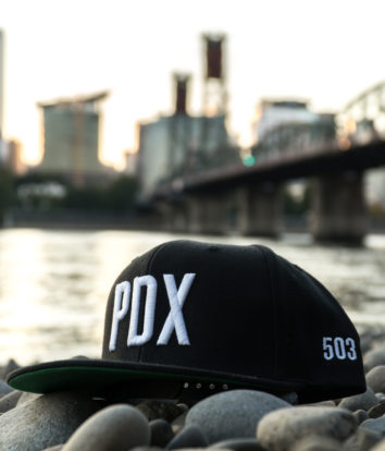 PDX 503 – Hat – Black