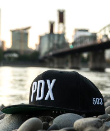 PDX 503 – Hat – Black