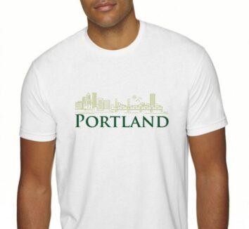 Portland T Shirt - White