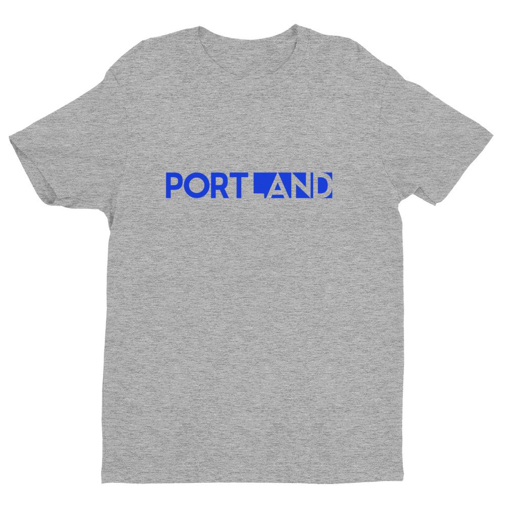Portland Happening - T Shirt - Heather