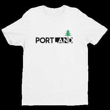 Portland Happening - T Shirt - White