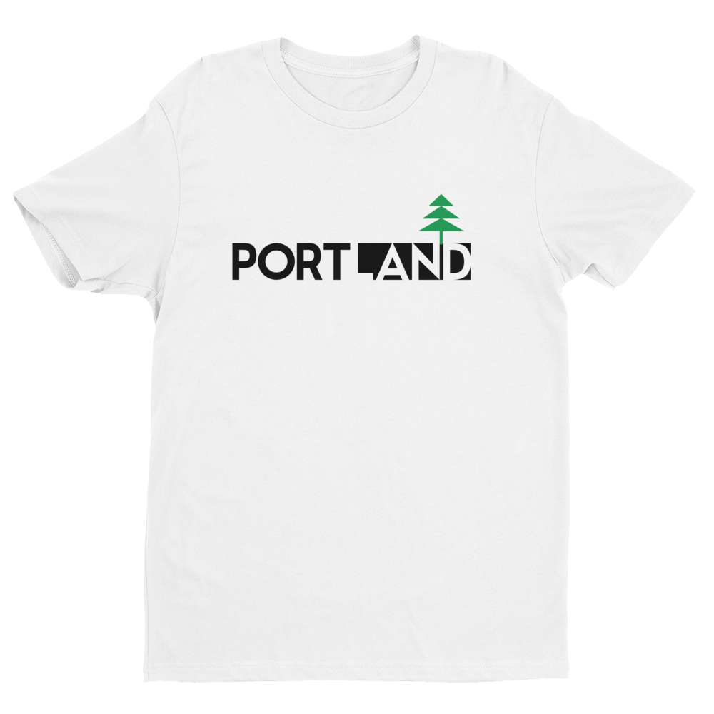 Portland Happening - T Shirt - White