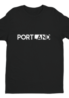 Portland Happening - T Shirt - Black