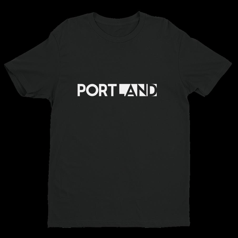 Portland Happening - T Shirt - Black