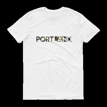 Portland Happening - Camo
