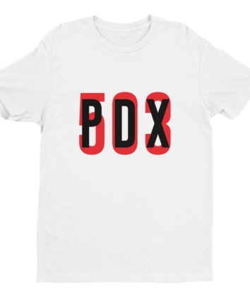 PDX 503 Now - T Shirt - White