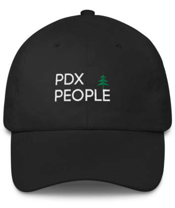 PDX-People - Hat