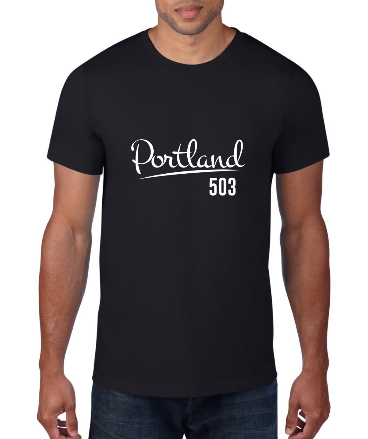 Portland 503 - T Shirt