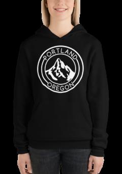 Portland Oregon - Unisex Hoodie