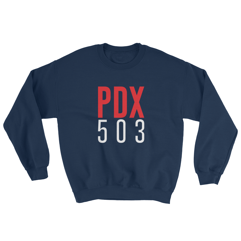 PDX 503 Sweatshirt - Navy