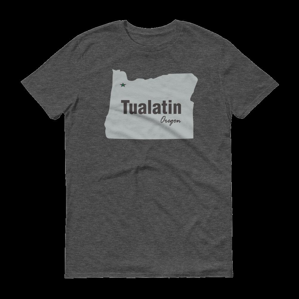 PDX Cities - T Shirt - Tualatin
