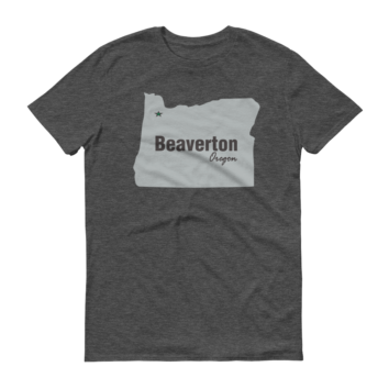 PDX Cities - T Shirt - Beaverton