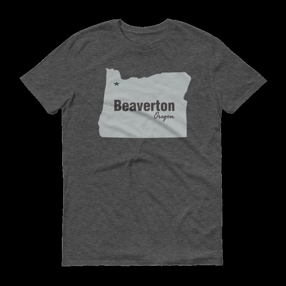 PDX Cities - T Shirt - Beaverton