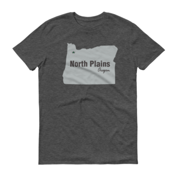 PDX Cities - T Shirt - North Plains