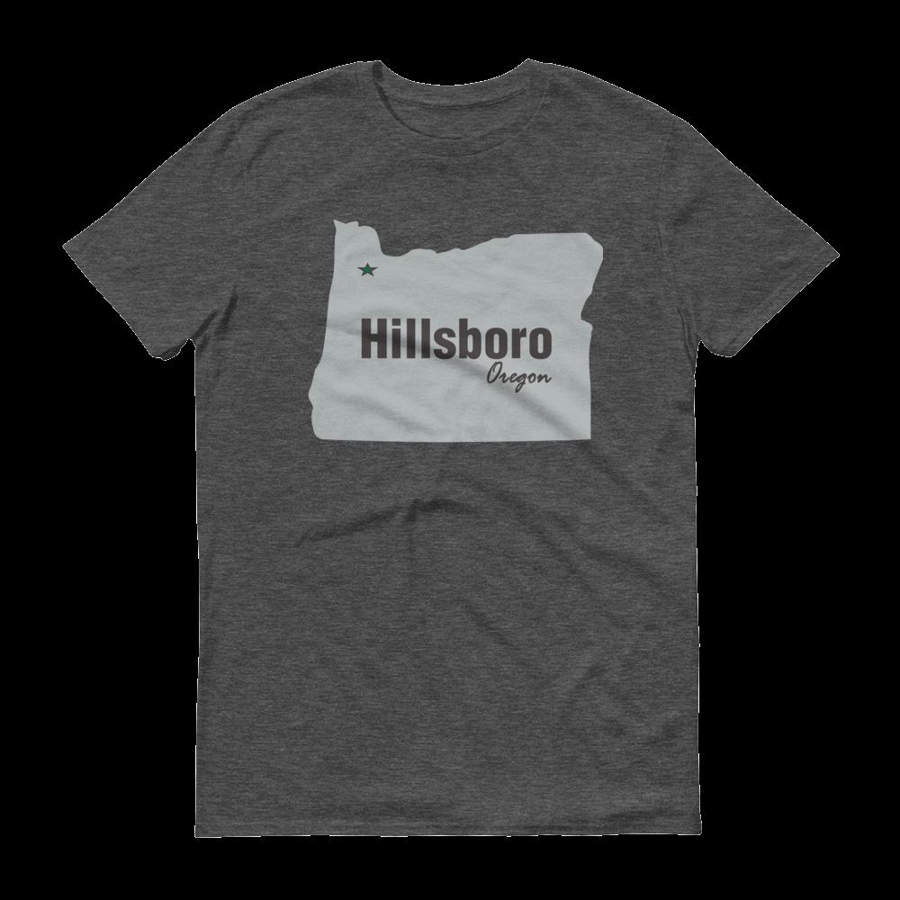 PDX Cities - T Shirt - Hillsboro