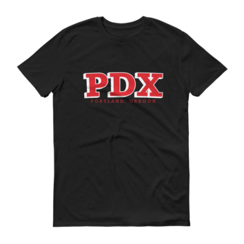 PDX - Team - T Shirt - Red