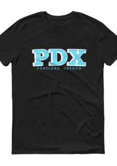PDX - Team - T Shirt - Blue