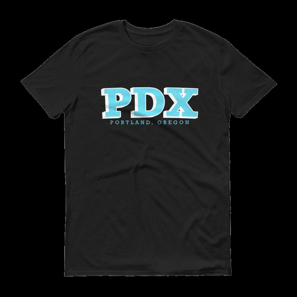 PDX - Team - T Shirt - Blue