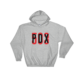 PDX 503 Hoodie - Heather grey