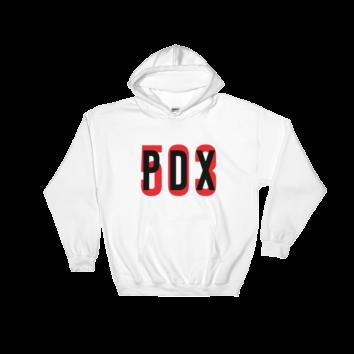 PDX 503 Hoodie - White