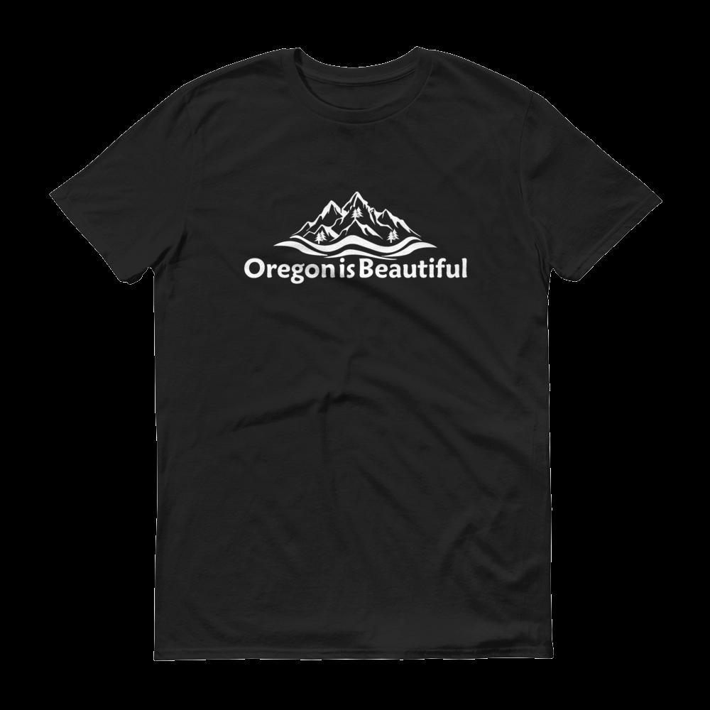 Oregon is Beautiful - Black