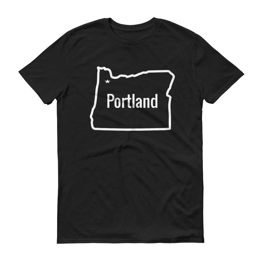 Portland Oregon Apparel