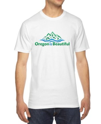 Oregon is Beautiful - T Shirt