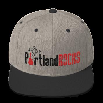 Portland Rocks Hat