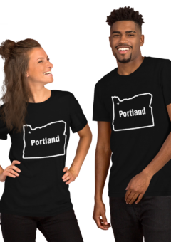 Portland Oregon - State - T Shirt