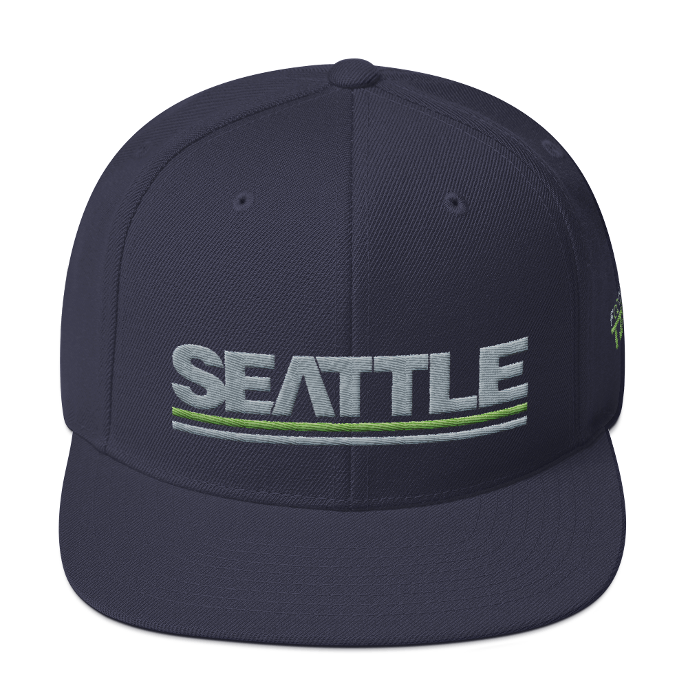 FOOTBALL TZAR HAT - SEATTLE