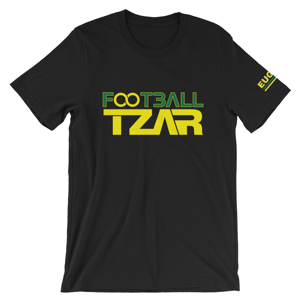FOOTBALL TZAR T Shirt - EUGENE