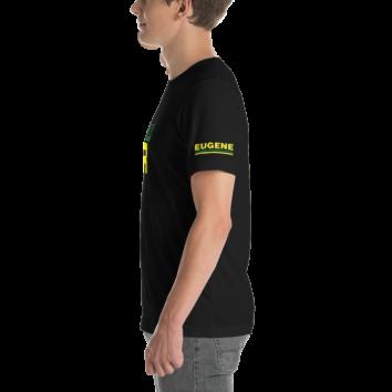 FOOTBALL TZAR T Shirt - EUGENE