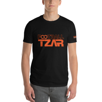 FOOTBALL TZAR - T Shirt - Corvallis
