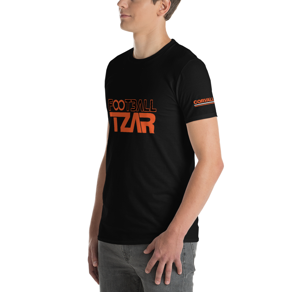FOOTBALL TZAR - T Shirt - Corvallis