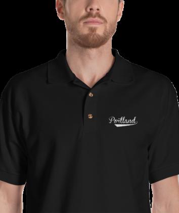Portland - Embroidered Polo Shirt