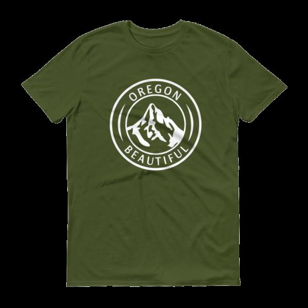Oregon Beautiful - T Shirts - City Green