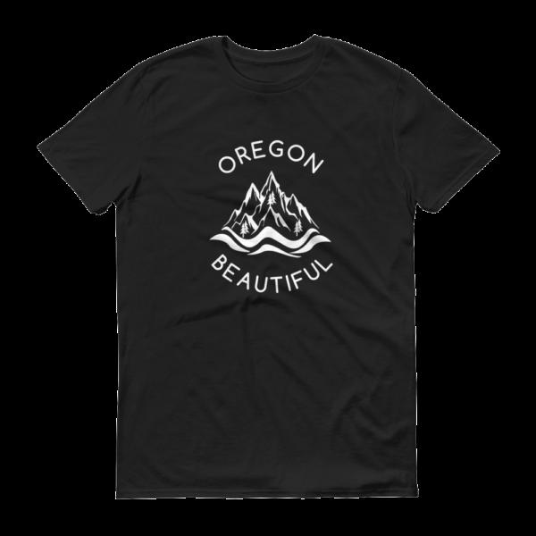 Oregon Beautiful - Unisex T Shirt