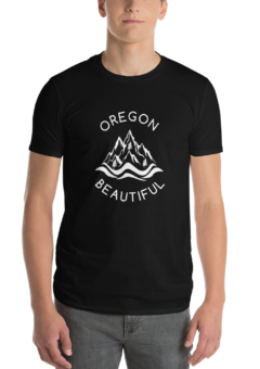 Oregon Beautiful - Unisex T Shirt