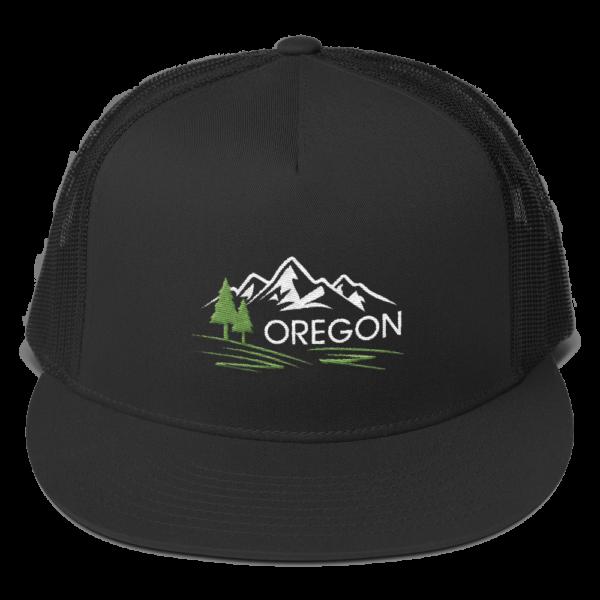 Oregon - Five Panel Trucker Cap