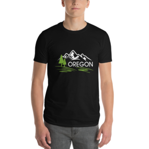 Oregon - Unisex T Shirt