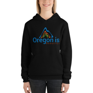 Oregon is Beautiful - Unisex Hoodie