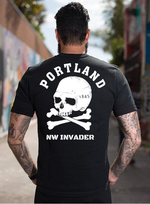NW Invader - Back