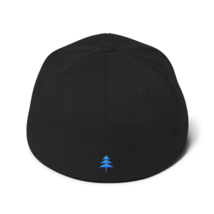 OREGON CALLING - Flexfit Hat - Back