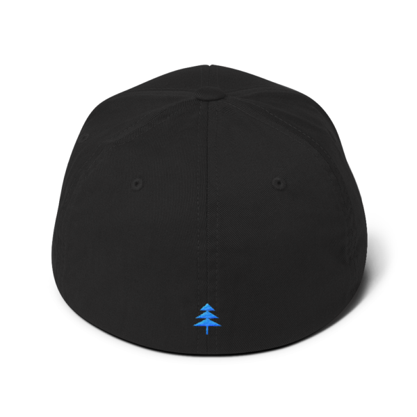 OREGON CALLING - Flexfit Hat - Back