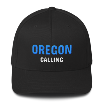 OREGON CALLING - Flexfit Hat