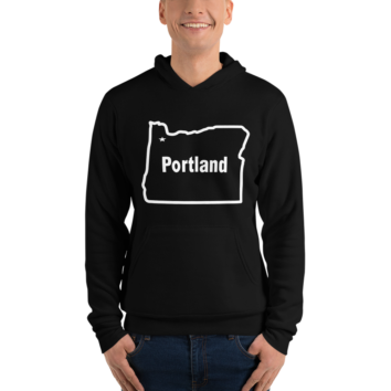 Portland Oregon Hoodie