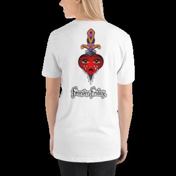 Pierced Heart - T Shirt