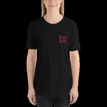 Skull & Roses - Unisex T Shirt